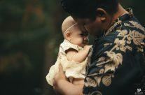 Father/Daughter Family Portrait Photographer, Sleeping Giant Kauai Hawaii